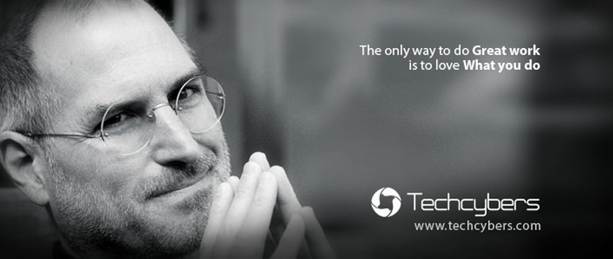 Steve Jobs Quote Web Design Dubai